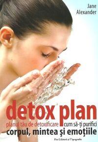 Detox Plan, planul tau de detoxificare - Jane Alexander