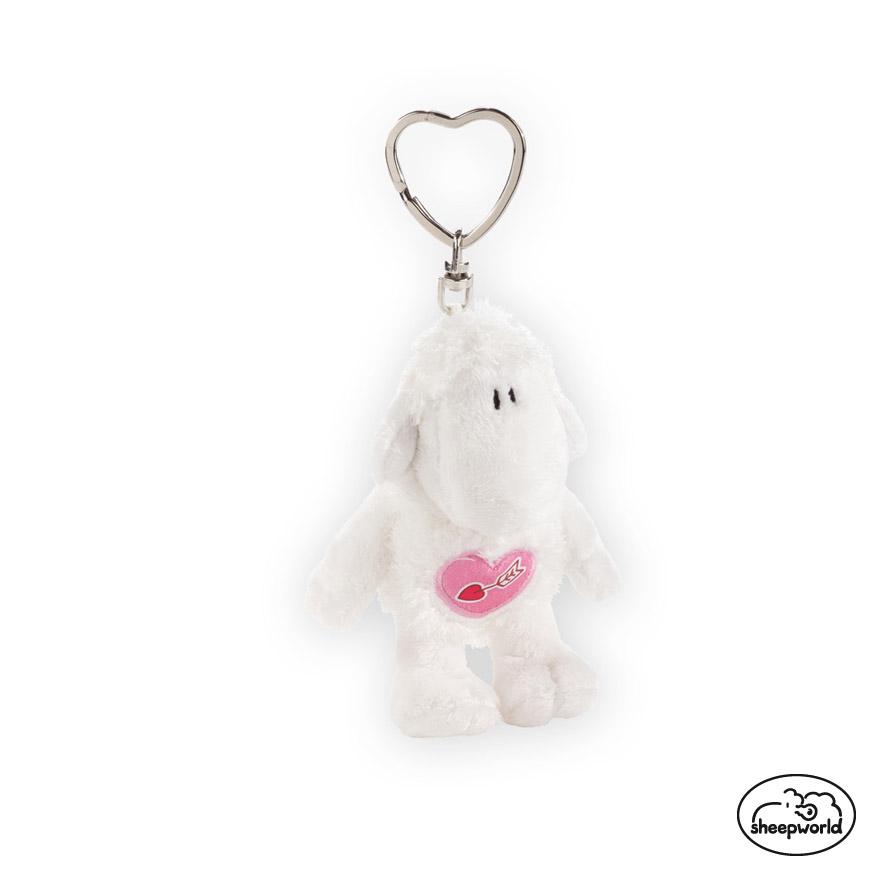 Breloc plus Sheepworld Love Cloud