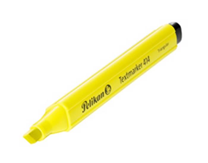 Textmarker Pelikan 414, galben fluoresce