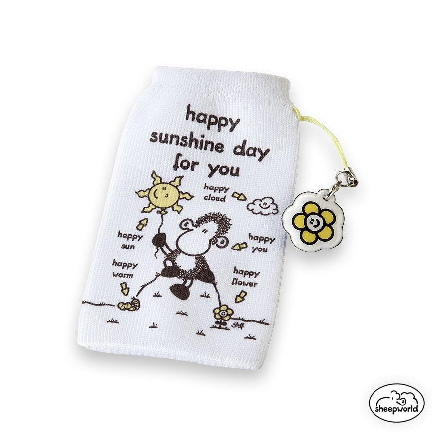 Husa telefon mobil  Sheepworld Sun