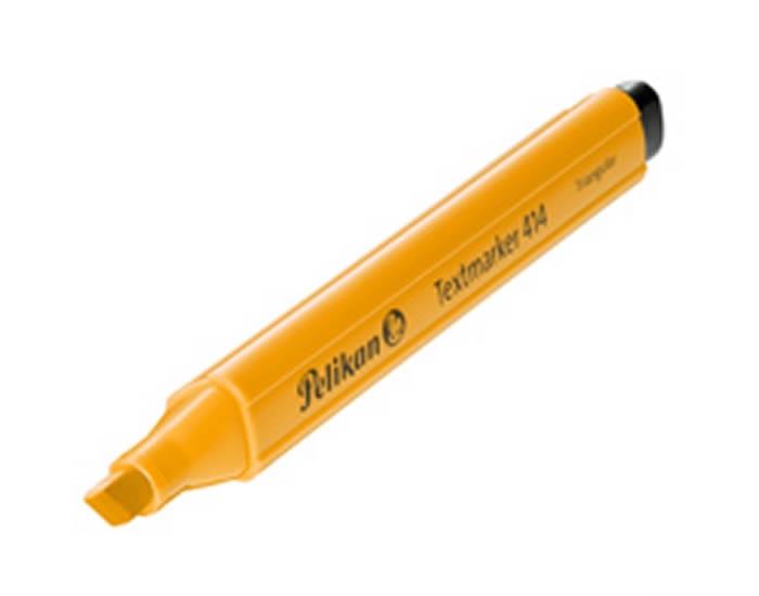 Textmarker Pelikan 414, portocaliu fluor