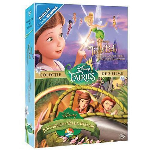 PIXIE HALLOWS GAMES + TINKER BELL 3