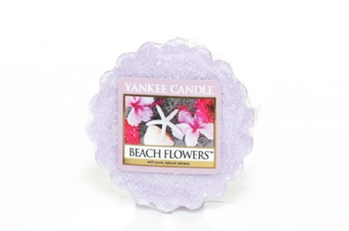 Tarta ceara parfumata Beach Flower