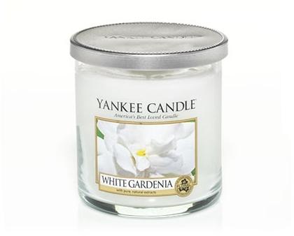 Lumanare pahar reg White Gardenia