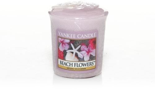 Lumanare sampler Beach Flowers