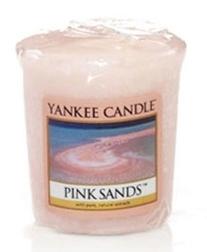Lumanare sampler Pink Sands