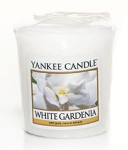 Lumanare sampler White Gardenia