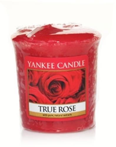 Lumanare sampler True Rose