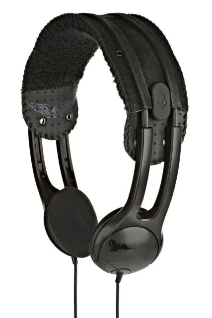 Casti Skullcandy Icon Soft Black Sheep