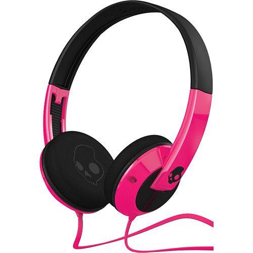 Casti Skullcandy Uprock Pink Black