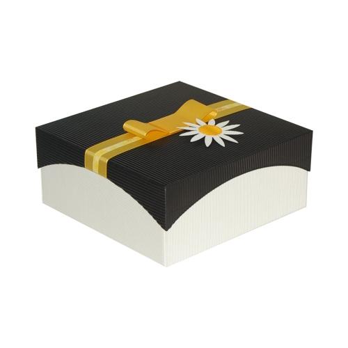Cutie cadou Splendor P23 negru,Daisy