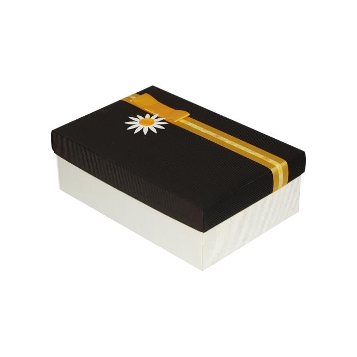 Cutie cadou M37 Daisy,negru