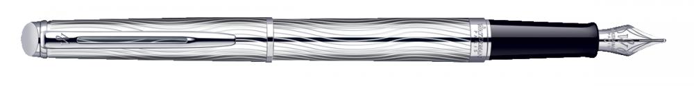 Stilou Waterman Hemisphere DeLuxe Metal CT, M/F