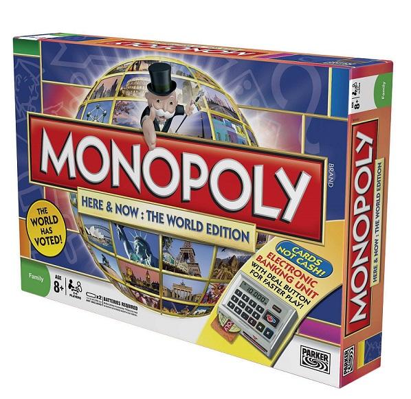 Monopoly Editia Globala