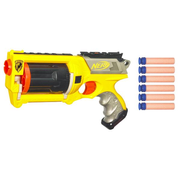 Blaster Maverick N-Strike Rev 6