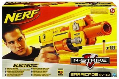 Blaster Barricade N-Strike