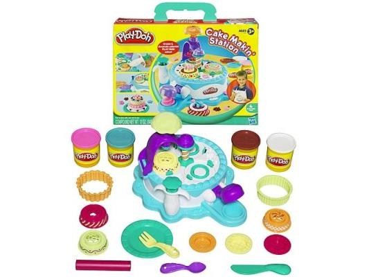 Set Play-Doh - Fabrica de dulciuri
