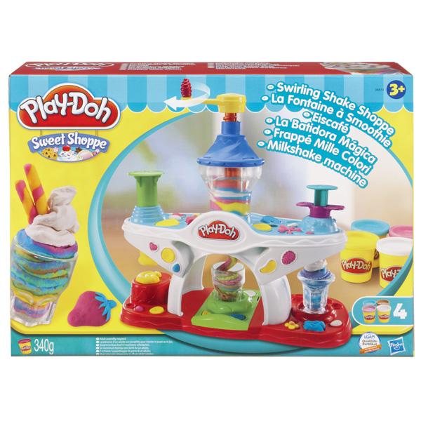 Set Play-Doh - Shake-uri ametitoare