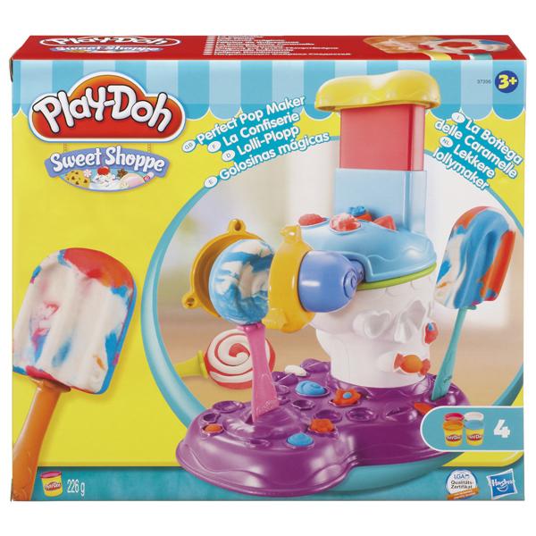 Set Play-Doh - Inghetata pe bat