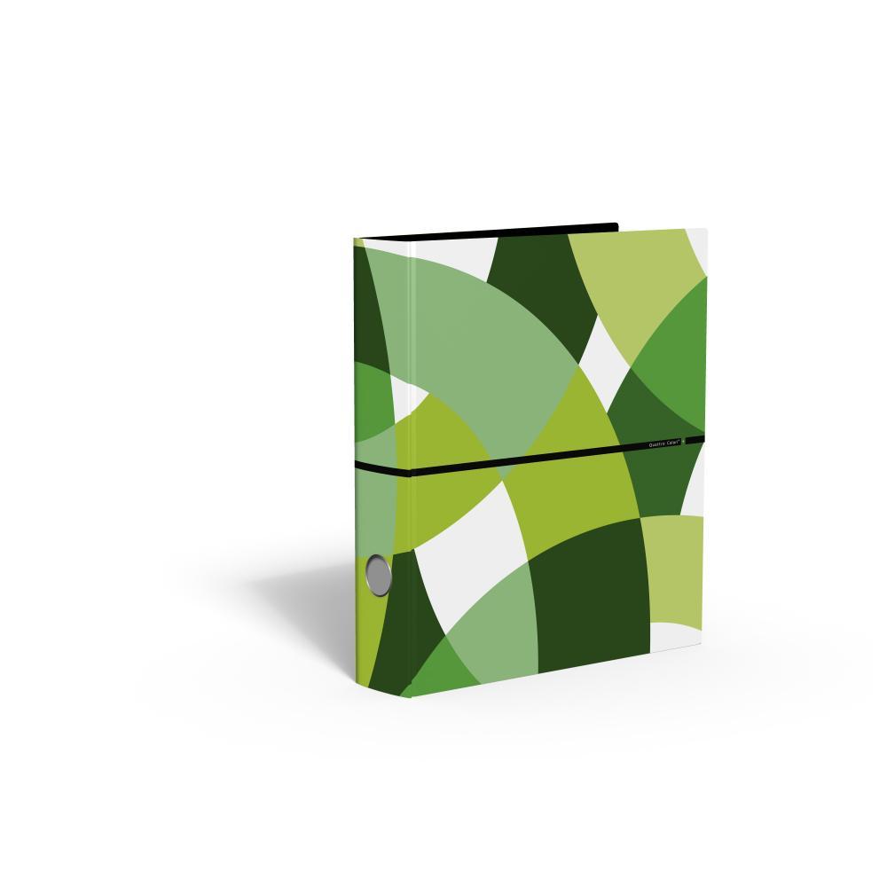 zzBiblioraft 5 cm,QuattroColori+,verde