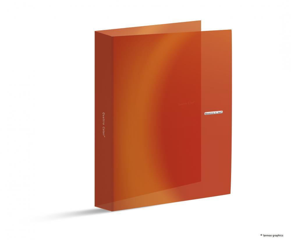 zzCaiet mec.QuattroColori,PP,2in,3cm,orange