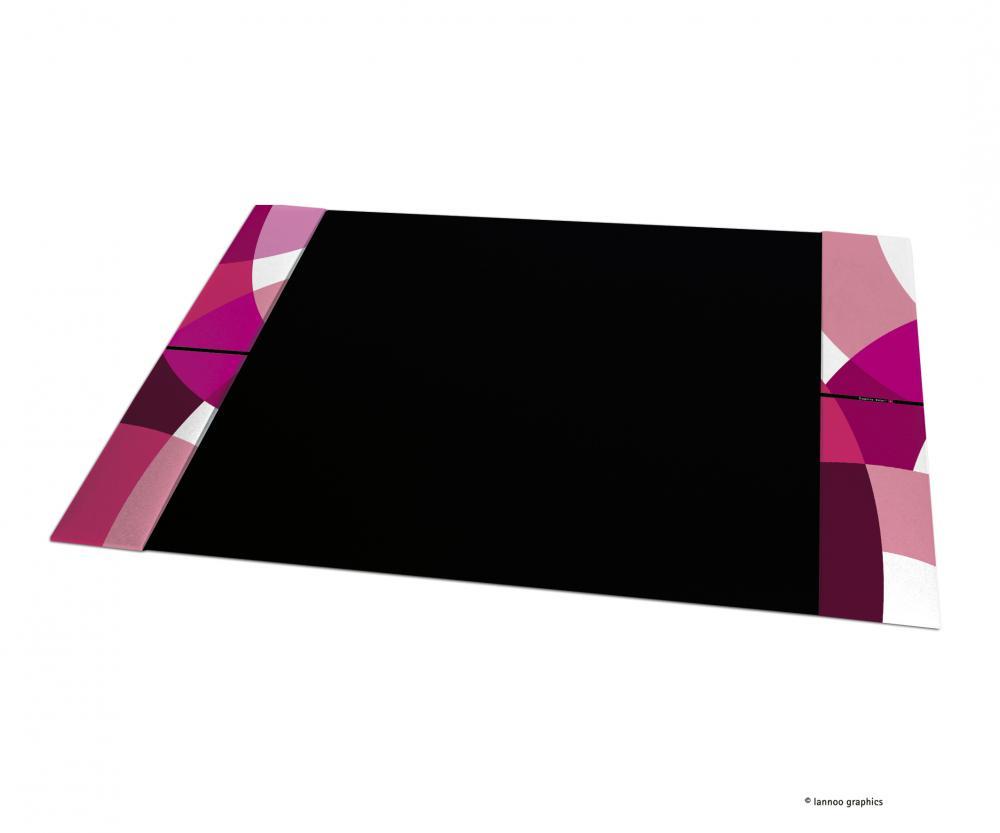 zzMapa de birou,QuattroColori+,rosu