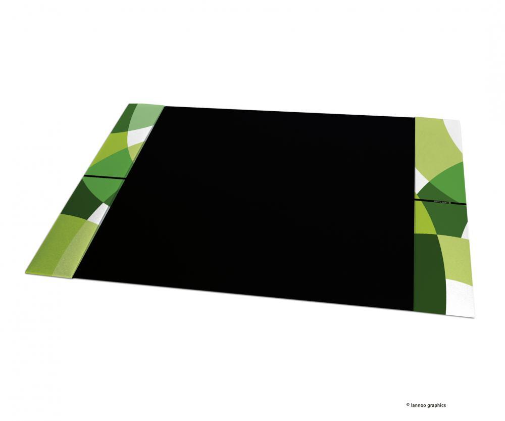 zzMapa de birou,QuattroColori+,verde