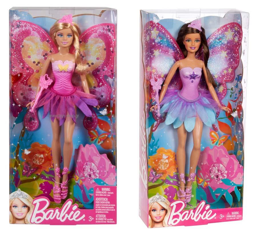 Papusa Barbie zana, div. modele