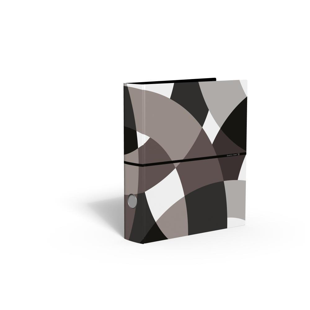 zzBiblioraft 5 cm,QuattroColori+,maro