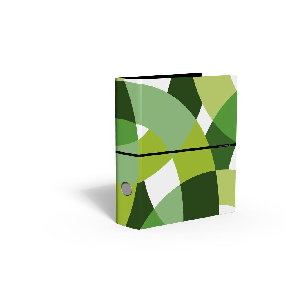 zzBiblioraft 8 cm,QuattroColori+,verde