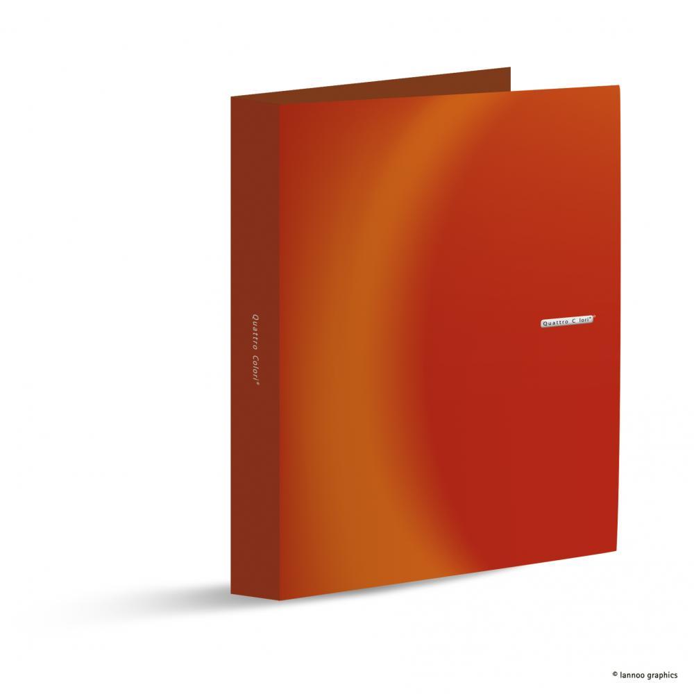 zzCaiet mec.QuattroColori,2in,3cm,orange