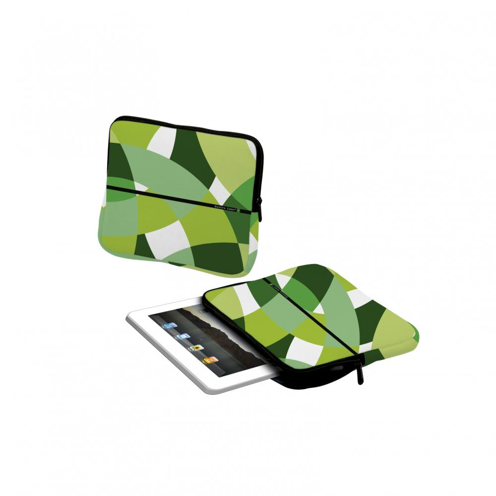 zzHusa Ipad,QuattroColori+,verde
