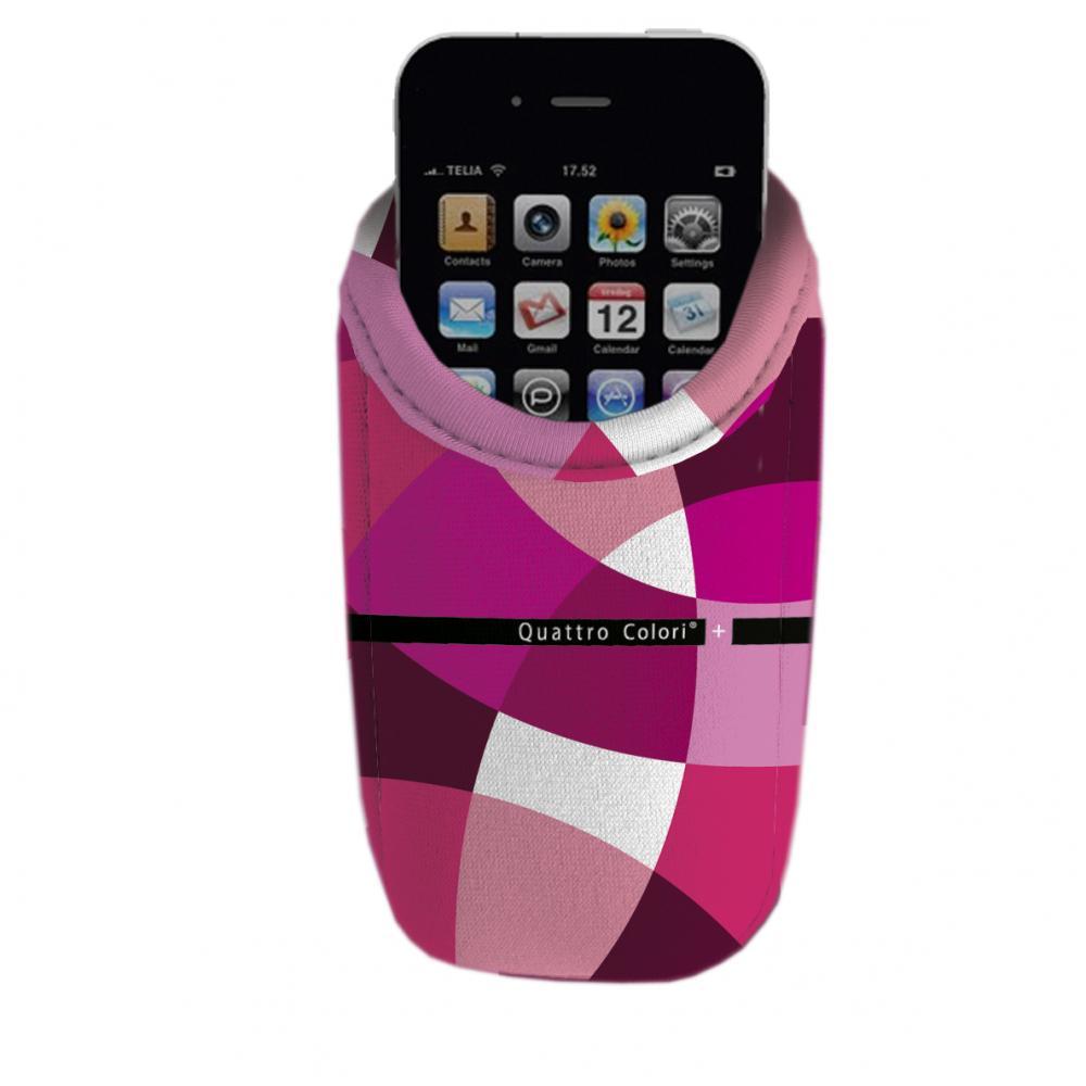 zzHusa telefon,QuattroColori+,rosu