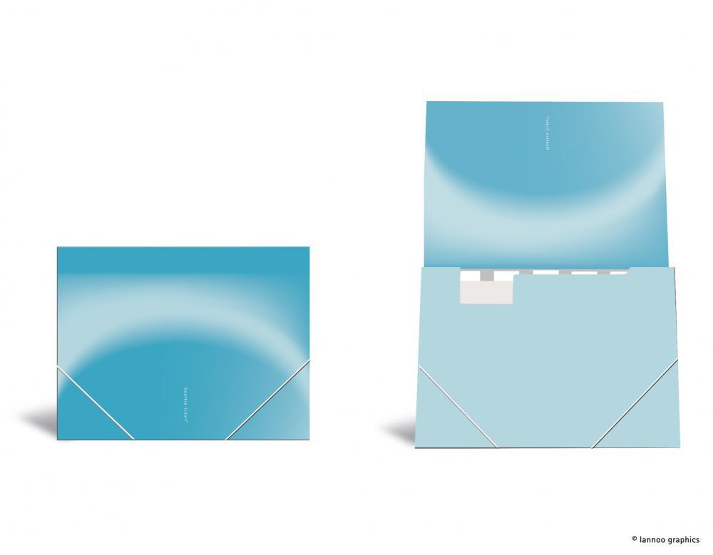 zzMapa cu elastic ,QuattroColori,bleu
