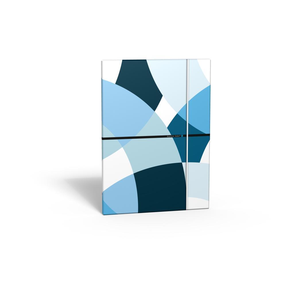 zzMapa cu elastic,QuattroColori+,bleu