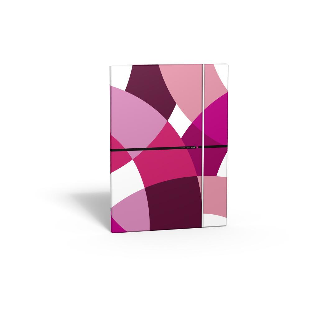 zzMapa cu elastic,QuattroColori+,rosu