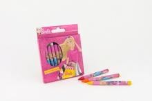 Creioane cerate 12 buc/set,Barbie