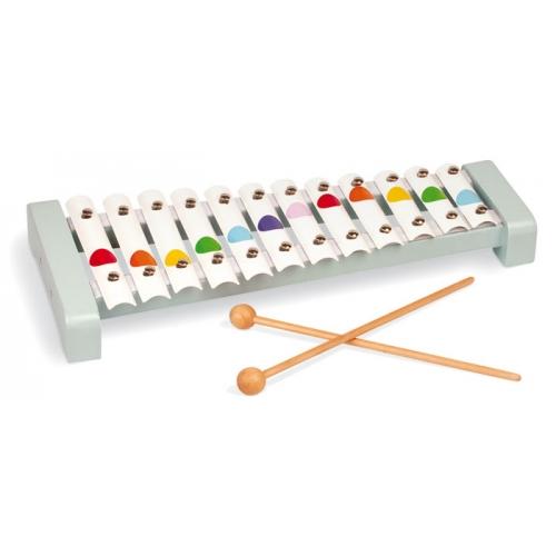 Maxi-xilofon lemn Confetti