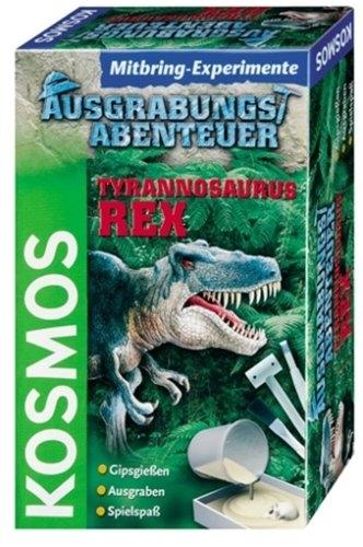 zzExperimente pt acasa, In cautarea lui T-Rex