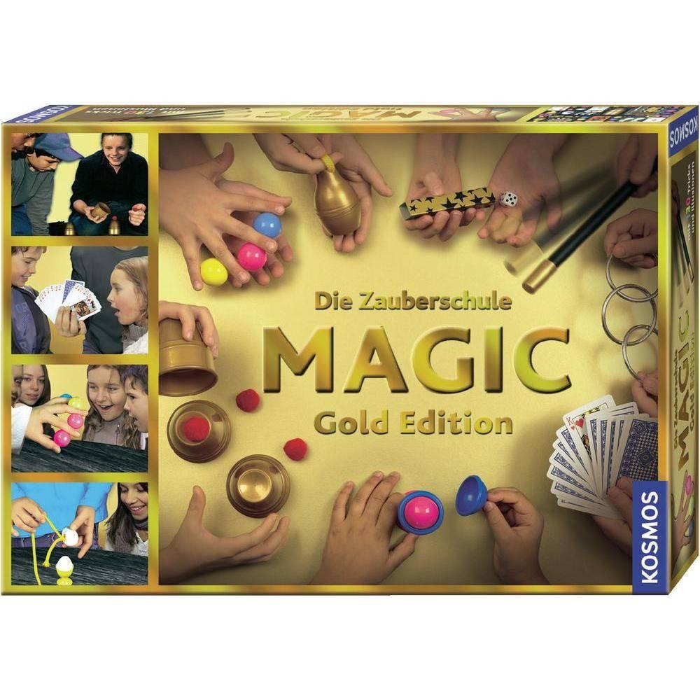 Scoala de Magie - Gold