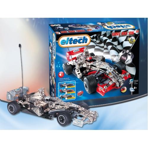 Joc constructie, Masina F1, RC, rosu