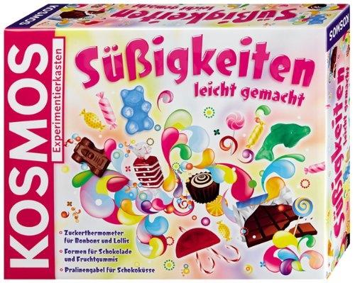 Set experimente, Laboratorul de dulciuri
