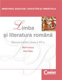 ROMANA CLASA 12 - M.IANCU
