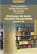DICT. DE TEXTE LIT. V-VIII, ED.8