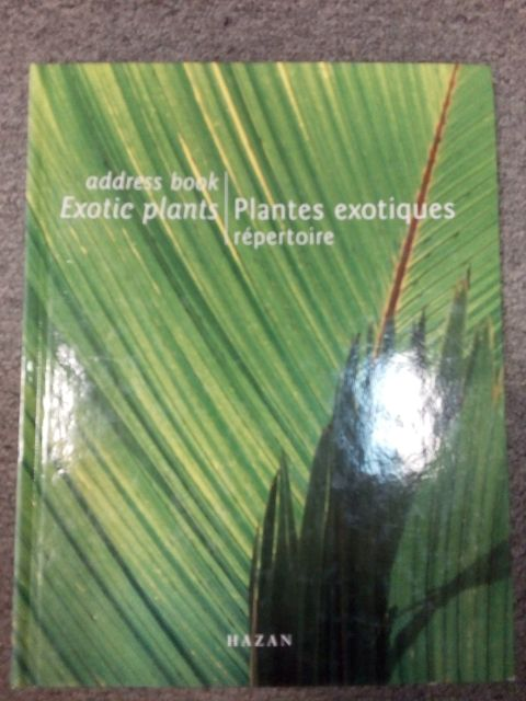 Exotic plants address
