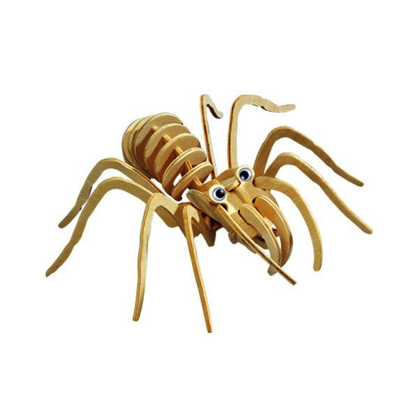 Puzzle 3D Tarantula