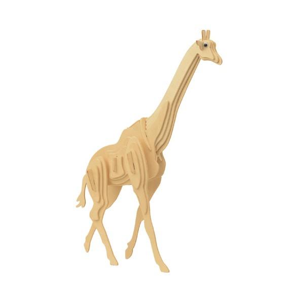 Puzzle 3D Girafa