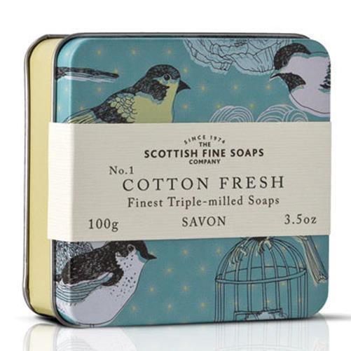 Sapun Vintage Cotton Fresh