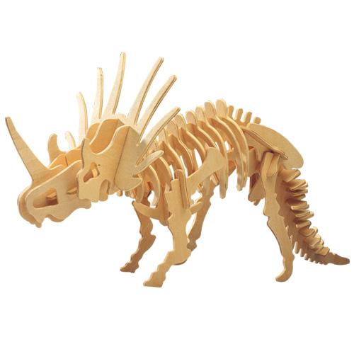Puzzle 3D Styracosaurus