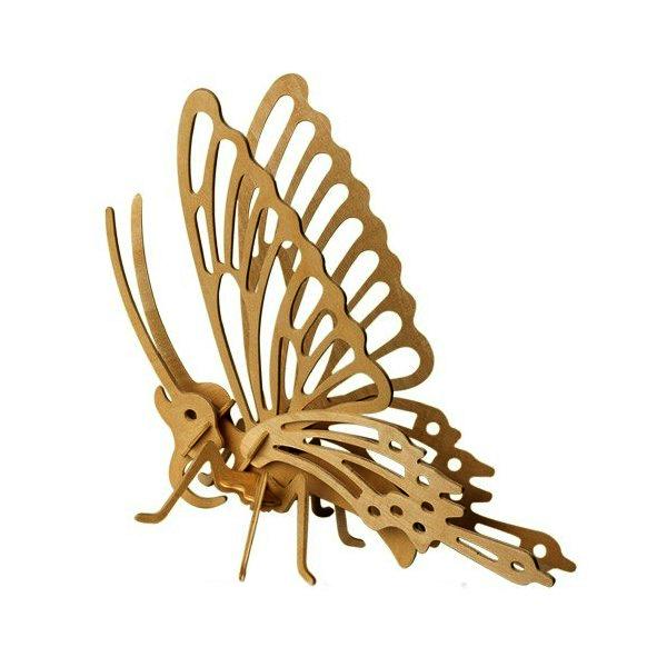 Puzzle 3D Fluture